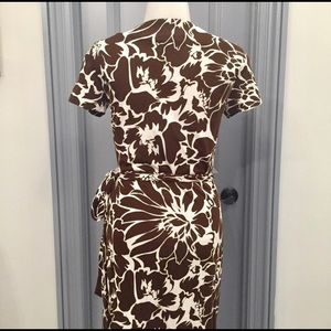 6f782342813c Diane Von Furstenberg Dresses | Dvf Julian Two Dahlia Wrap Dress ...
